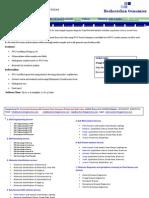 Fungi DNA Fingerprinint Services By ISSR