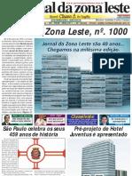 Milésima edição do JZL
