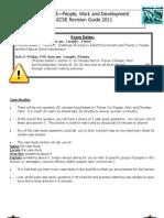 Theme 3 - Case Study Booklet