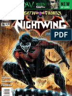 Nightwing issue 16 exclusive preview