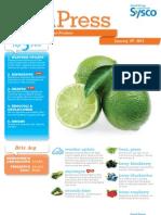 Fresh Press 1.18.2013