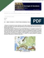 geologia storica europa