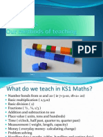 KS1 Maths Methods