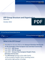 The EPP Group in the European Parliament