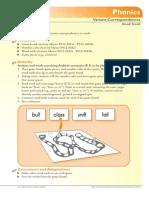 2nd and 3rd Grade Phonics Varient Correspondences