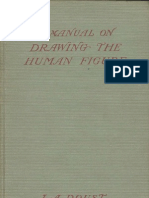 A Manual on Drawing the Human Figure