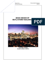 Design Multi Storey Buildings