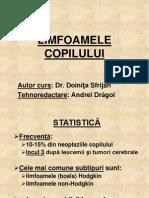 Limfoamele - Limfomul Hodgkin