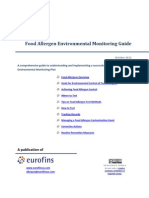 Food Allergen Monitory Guide