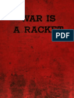 War is a Racket - Smedley D. Butler