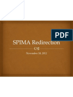 meeting 7-spima redirection 2