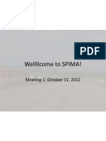 wellllcome to spima