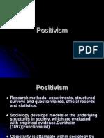 positivism and criminology