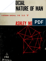 Biosocial Nature of Man Ashley Montagu