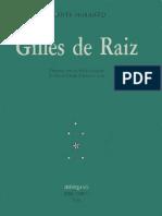 Huidobro, Vicente - Gilles de Raiz