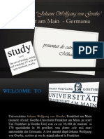 ULBS Si Goethe Uni