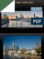 Turist in Frankfurt Am Main