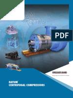 Dresser Rand DATUM Compressors