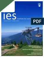 Institute for European Studies Fact Sheet