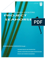 Project Seahorse Fact Sheet