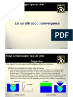 Ansys contact tutorial