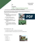 School Marketing- Regional Marketing Model