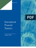 International Financial Statistics, 2010