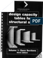 ASI Design Capacity Table To AS 4100 (Open Section).pdf