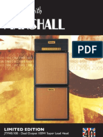 Marshall JTM45_100 Owners Manual