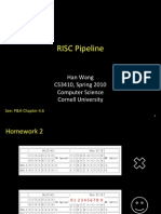 risc in pipe ine