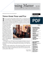 DVC-GBW Fall 2012 Newsletter