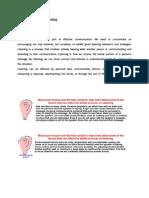 Factors Affecting Listening