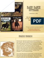 Radio Ranch Rottweilers