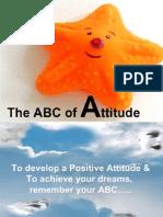 ABC'S OF ATTITUDE