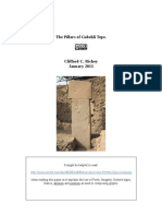 The Pillars of Gobekli Tepe