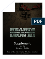 Hearts of Iron 3 Strategy Guide Supplement | Infantry