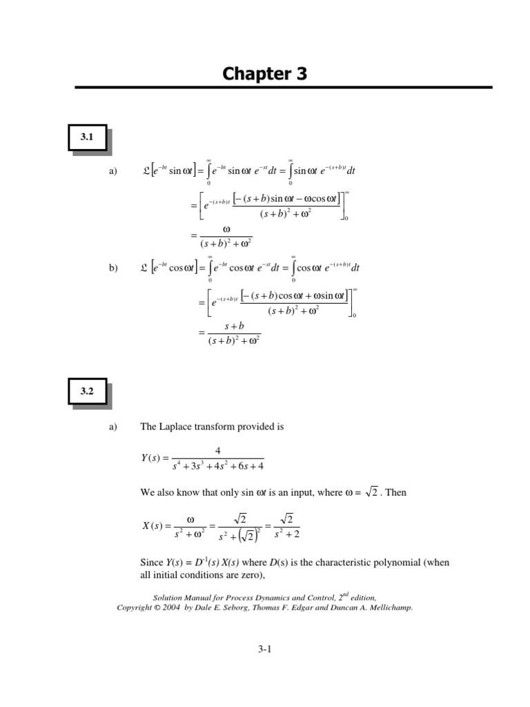Process dynamics and control solutions publicscrutiny Image collections