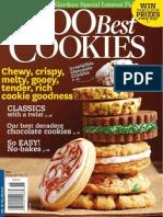 100 Best Cookies 2011
