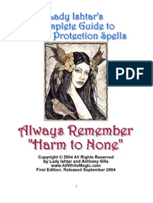 Book of Wicca Protection Spells | Wicca | Witchcraft