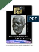 Anatomy of a Debt Crisis