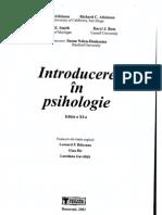 49343126 Atkinson Introducere in Psihologie Partea 1