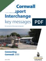 West Cornwall Transport Interchange