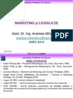 Curs 1 Marketing si Legislatie Constructii