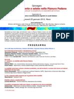 Mobilità, ambiente e salute nella Pianura Padana
