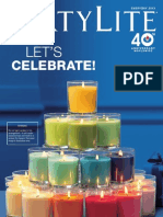 Partylite catalogue 2013