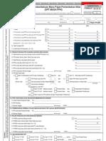 formulir PPN