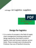 design for Logistics