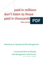 01(Shime)Workshop on Operational Risk Management Slide