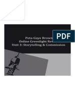 OGR Storytelling & commission
