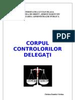 corpul controlorilor delegati